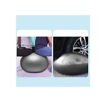 Frosted Texture Professional Yoga Ball Anti Burst Thickened Balance Training