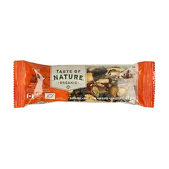 Bar of Nuts with Goji Berries Bio 1 bar of 40g