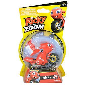 Ricky Zoom Ricky Core Racer Figure