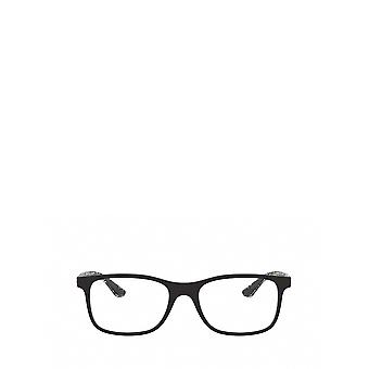 Ray-Ban RX8903 matta musta unisex silmälasit
