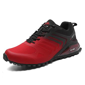 Mens Outdoor Hiking Shoes K571 Red