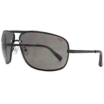 Suuna Metal Overlay Lens Sunglasses - Black