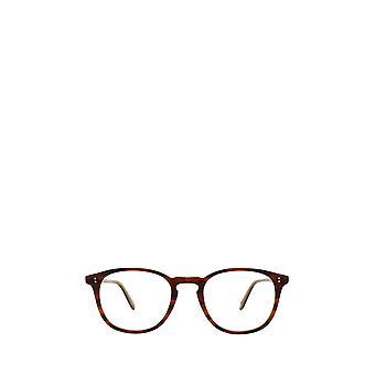 Garrett Leight KINNEY whiskey tortoise unisex eyeglasses