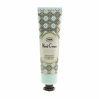 Crema de Manos - Té Blanco (tubo) - 30ml/1.01oz