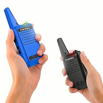 TIENGU TG580 Frequency 400-480MHz 16 Channels Mini Ultra Thin Driving Hotel Civilian Walkie Talkie