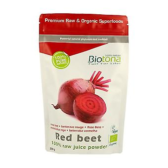 Red Beet Raw Organic Red Beets 200 g