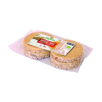 Organic Yogurt and Orange Flavored Rice Pancakes 100 g