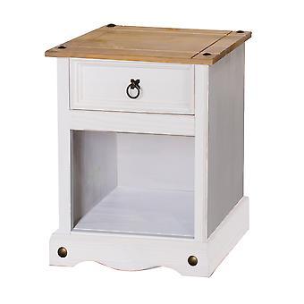Lavan 1 Schublade Nachttischschrank (nicht Schwalbenschwanz Schublade)