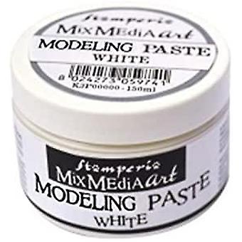 Pâte de modélisation 150ml Blanc (K3P38W)