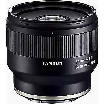 Tamron 24mm f/2.8 di iii osd m1:2 objektiv for sony fullskjerm/aps-c e-mount