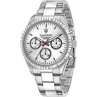 Mens Watch Maserati R8853100018, Quartz, 43mm, 10ATM