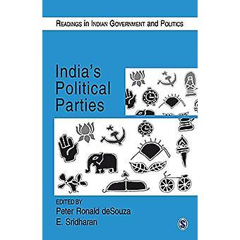 الهند والأحزاب السياسية من قبل بيتر رونالد ديزوزا - 9780761935148 كتاب