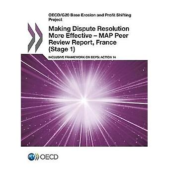 Making dispute resolution more effective - MAP peer review report - F