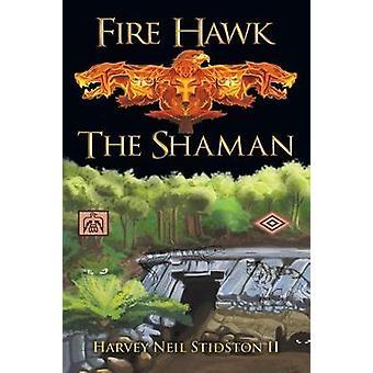 Fire Hawk door Harvey Neil Stidston II