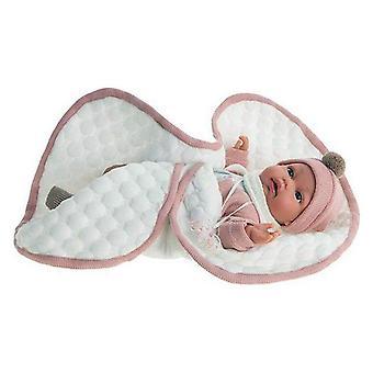 Baby doll cu accesorii toneta antonio juan (35 cm)