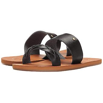 Roxy Womens Tess Open Toe occasionnels Slide Sandals