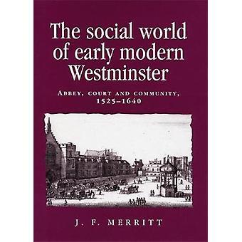 近世ウェストミンスターの社会世界