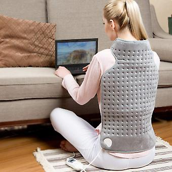 Gerui Heat Pad, Electric Heating Pad for Back Pain Relief, Warming Therapy TP260 with 6 Levels