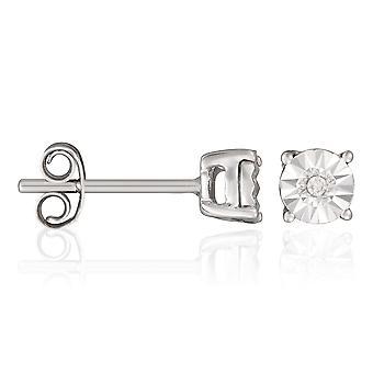 Ohrringe gold und diamant