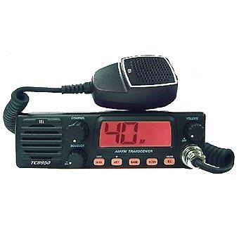 Radio station CB TTi TCB-950, 12-24V, front diffuser, ASQ, 4W