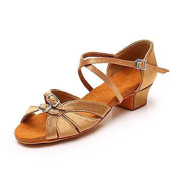 Meninas Sapatos de Dança, Sapatos de Dança Latina