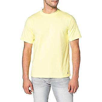 Armor Lux T-Shirt Heritage Jaune, Citronnelle (T490), 3XL Men