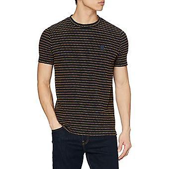 Garcia W01003 T-Shirt, Dark Moon, S Men