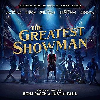 The Greatest Showman - Official Soundtrack CD