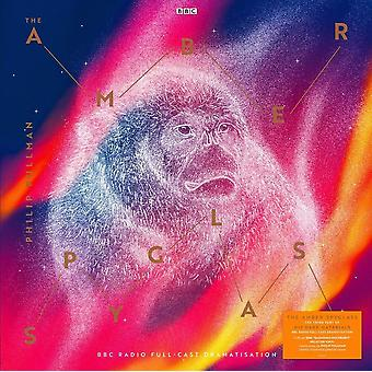 Philip Pullman - Hans mørke materialer Amber Spyglass Limited Edition Splatter Vinyl
