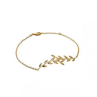 Armband-Vrouw-UYZ3YWZ-- Gouden Plaat