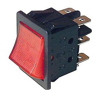 Rocker Switch Illuminated