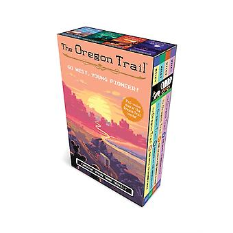 Oregon Trail Paperback Boxed Set by Jesse Wiley