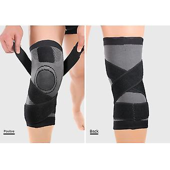 Lohill Knee Support Brace Compression Strap Sleeve Sports Protector Ligament Ajustable