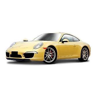 Burago Porsche 911 Carrera Metal Car Has A 1/24 Scale