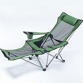 Folding Lounge Chair Portable Fishing Stool