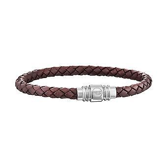 Police jewels men's bracelet small pj25890blc02-s