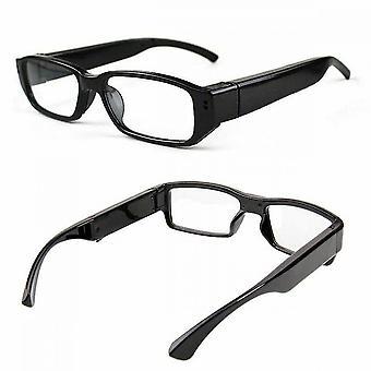 1080p Hd Mini Camera Glasses Eyeglass Dvr Video Recorder Nvr Records Real-Time Camera (Padrão com