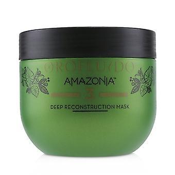 Orofluido Amazonia Rekonstruktion Beauty Mask (för försvagat och skadat hår) 500ml/16.9oz