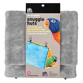 Prevue Snuggle Hut - متوسط - 9.75 بوصة ×5.75 بوصة ×10.5 بوصة H - (ألوان متنوعة)
