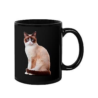 Kitten Sitting Mug -SPIdeals Designs