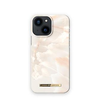 iDeal Of Sweden iPhone 13 Mini skal - Rose Pearl Marble