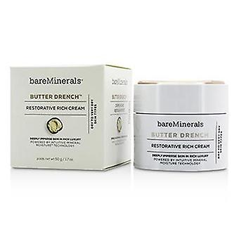 Bareminerals Butter Drench Restorative Rich Cream - Dry To Very Dry Skin Types - 50g/1.7oz