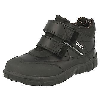 Boys Startrite Boots Aqua Splash