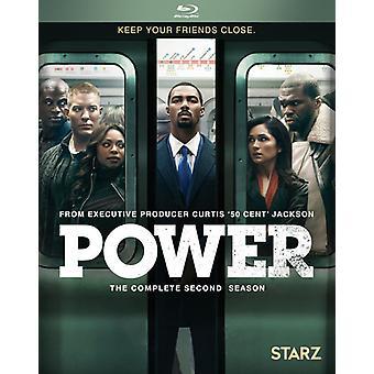Power: Season 2 [Blu-ray] USA import