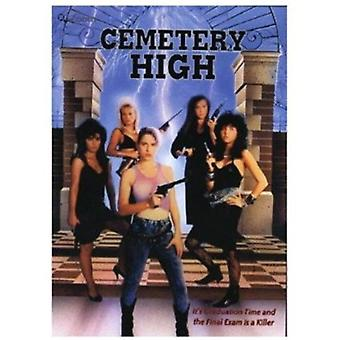 Cemetery High [DVD] USA import