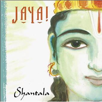 Shantala - Jaya [CD] USA import