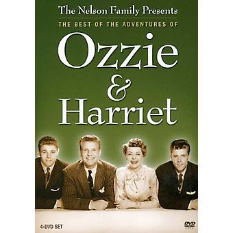 Best of the Adventures of Ozzie & Harriet [DVD] USA import