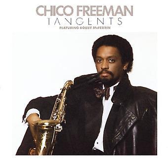 Chico Freeman - Tangents [CD] USA import