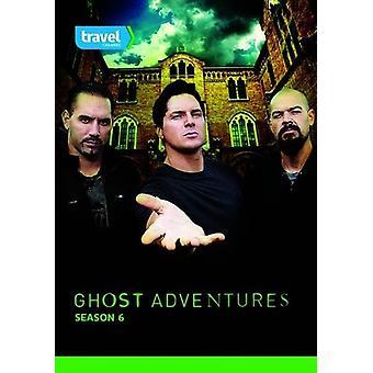 Ghost Adventures: Season 6 [DVD] USA import