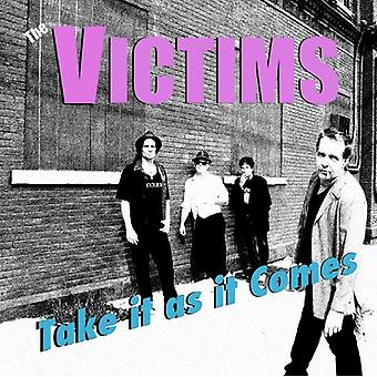 Victims - Take It as It Comes [CD] USA import
